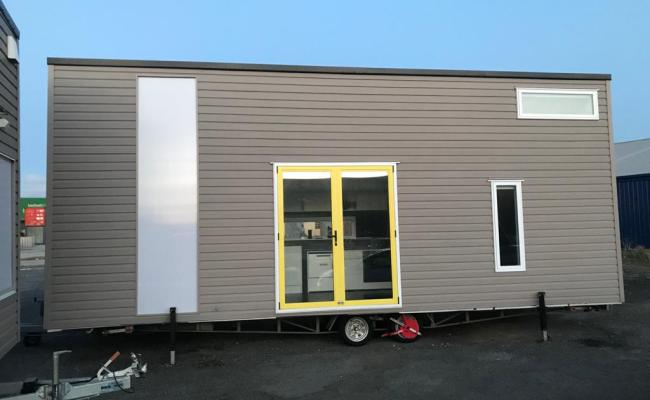 Tiny House For Sale In Lyall Bay Wellington Dreaming Tiny