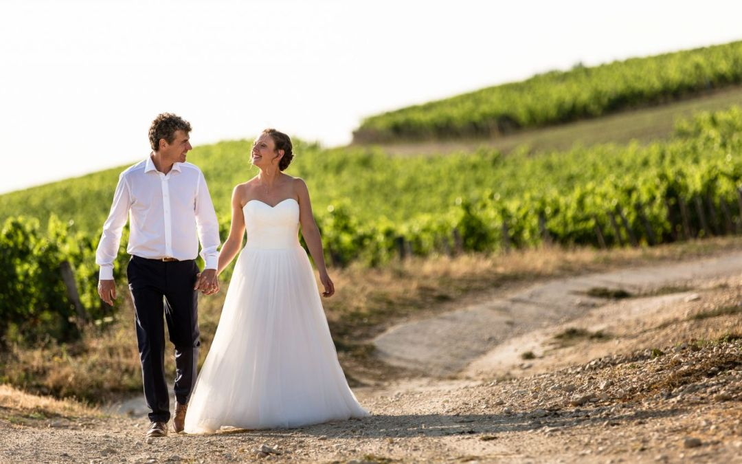 Real Wedding – Ruth and Guillaume