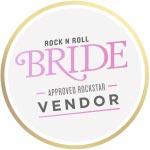 Rock N Roll Bride Approved Rockstar Vendor