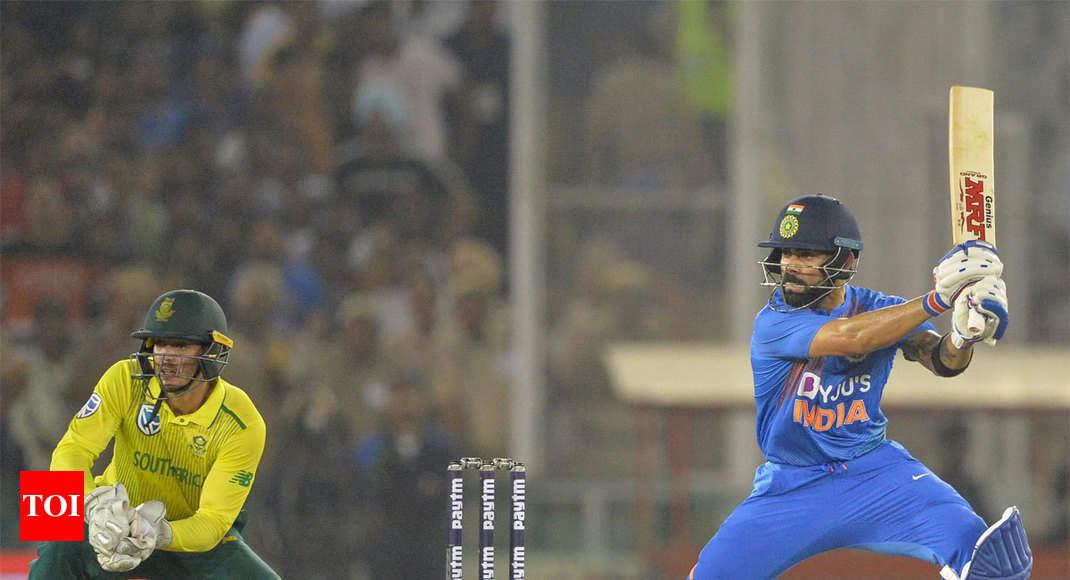 Live Score India Vs South Africa T20 Match
