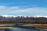 The mountains of the Mackenzie District near Twizel.