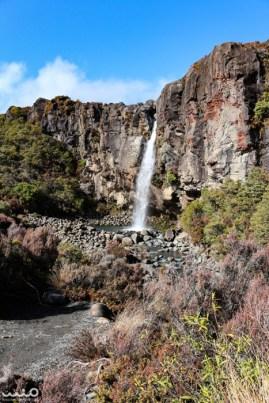 Taranaki Falls!