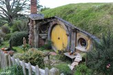 Samwise Gamgee and Rosie Cotton's house, used at the end of the last film