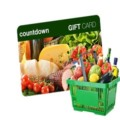 Win a $150 Countdown Gift Card