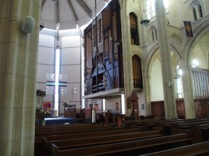 セントポール大聖堂ダニーデン パイプオルガン
