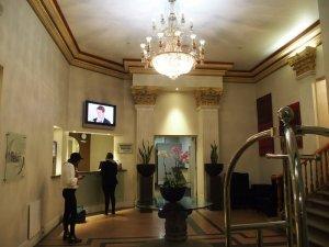 Wains Hotel ダニーデン フロント
