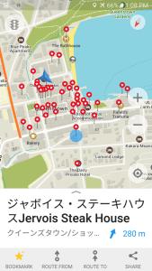 MapsMeブックマークルートナビ