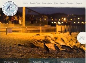 オアマルブルーペンギンコロニーオフィシャルサイトページ