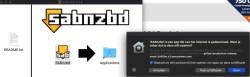Installing SAbznbd MacOS