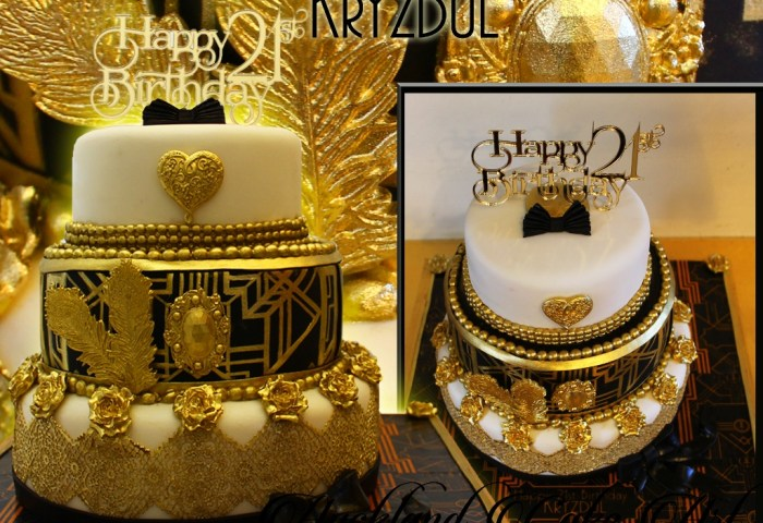 21st Birthday Cakes Female Auckland Cake Art