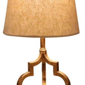 SL2013 TABLE LAMP GOLD/CREAM