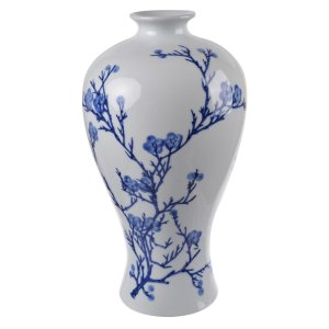 1173 PROVINCE BLUE-AND-WHITE VASE