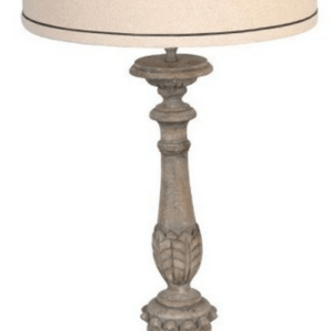 SL2014 TABLE LAMP CREAM/CREAM