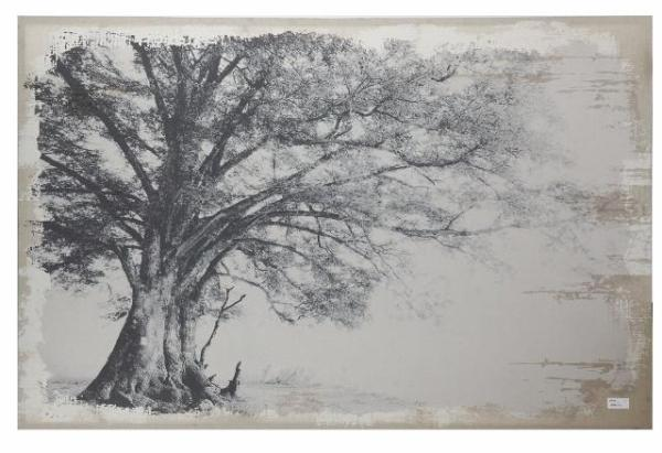 JC38789 Arboreal Shelter Canvas Print