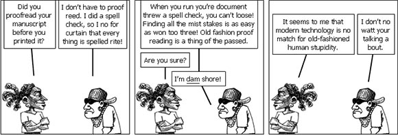 ProofreadingComic