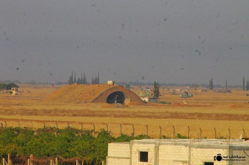 الجيش السوري يحث الخطي نحو مطار كويرس - IRNA Arabe