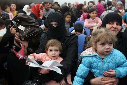 ارييت كارثية… مميي يكشف حال لاجئين