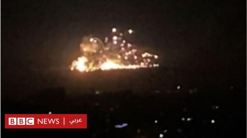 Les défenses syriennes seront basées sur le & quot; Serbe israélien & quot; دمشق - BBC News عربي