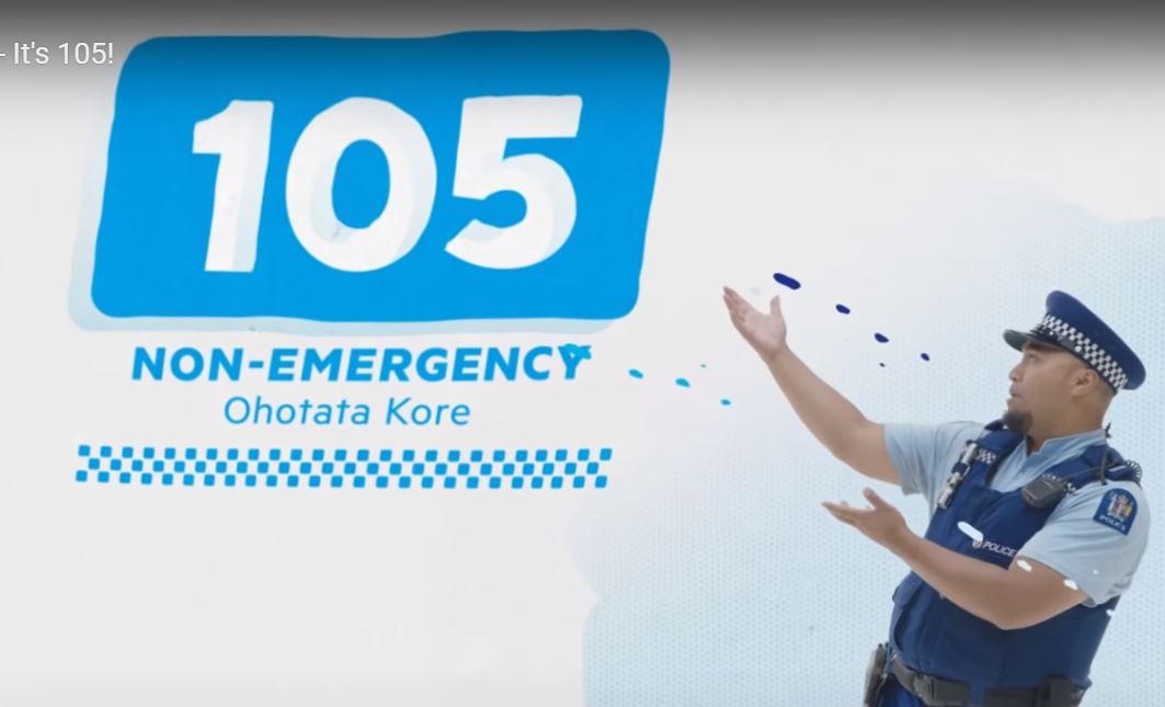 Police 105