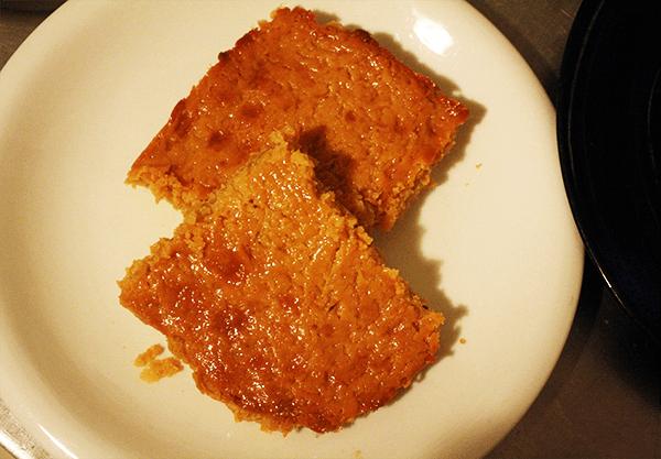 Caramel slice - NZ Muse