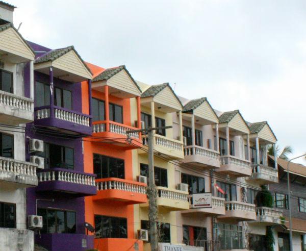 phra ae beach apartments koh lanta