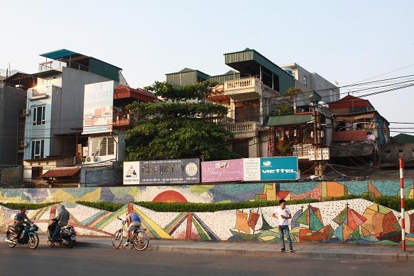 hanoi main street