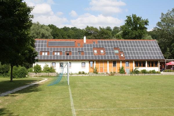 solar roof kranzberg