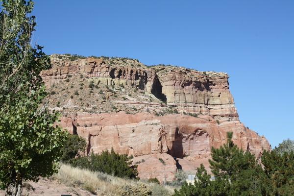 painted cliffs arizona
