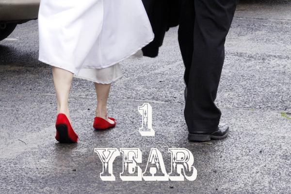 NZMUSE 1 YEAR WEDDING ANNIVERSARY
