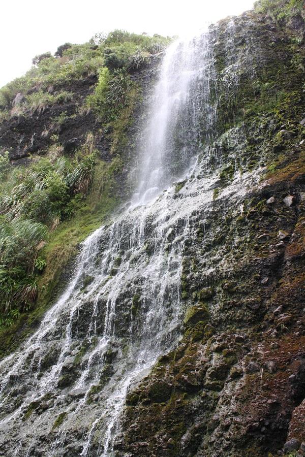 waterfall karekare