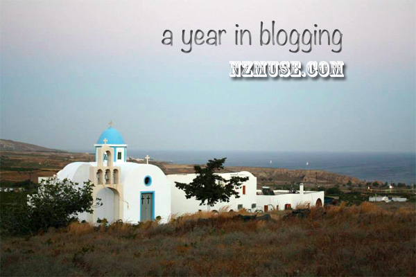 a year in blogging nzmuse