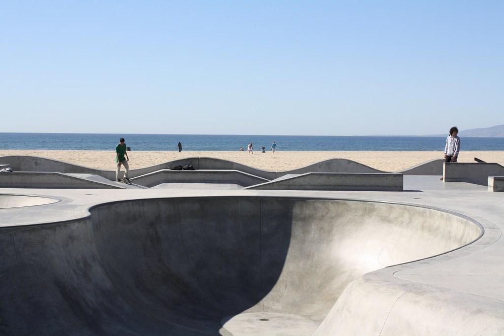 los angeles venice beach skate park nzmuse