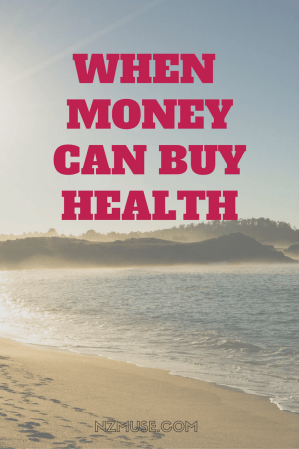 When money CAN buy health