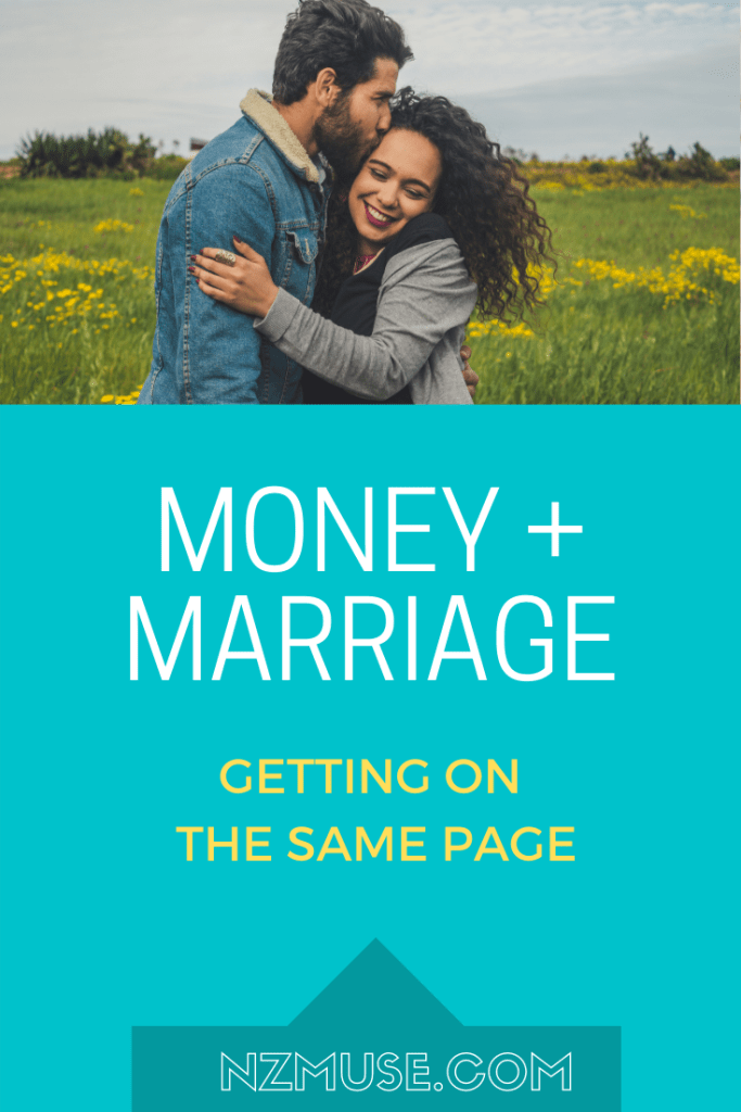 money for couples - money and marriage
