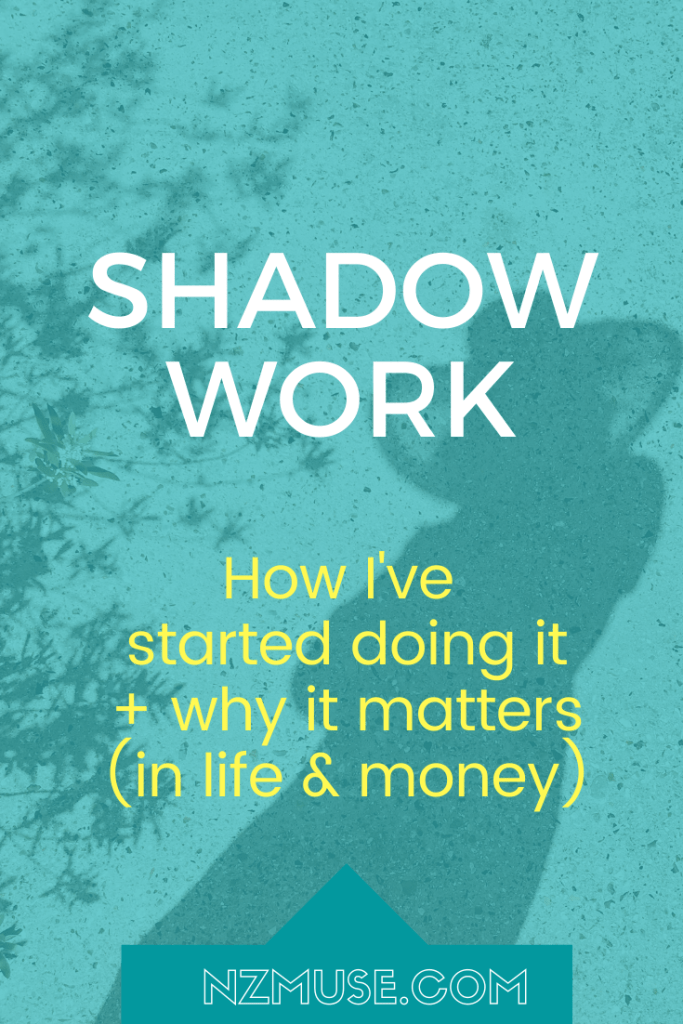 shadow work for money and life