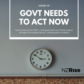COVID-19 Government needs to act now