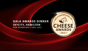 2021 NZ Champions of Cheese Awards