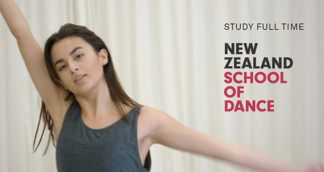 A professional career in dance begins at NZSD