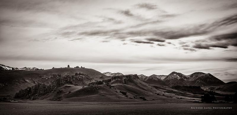 Castle Hill in Monochrome! (1/6)