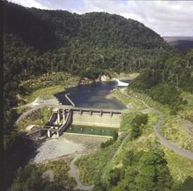 Rangipo Dam