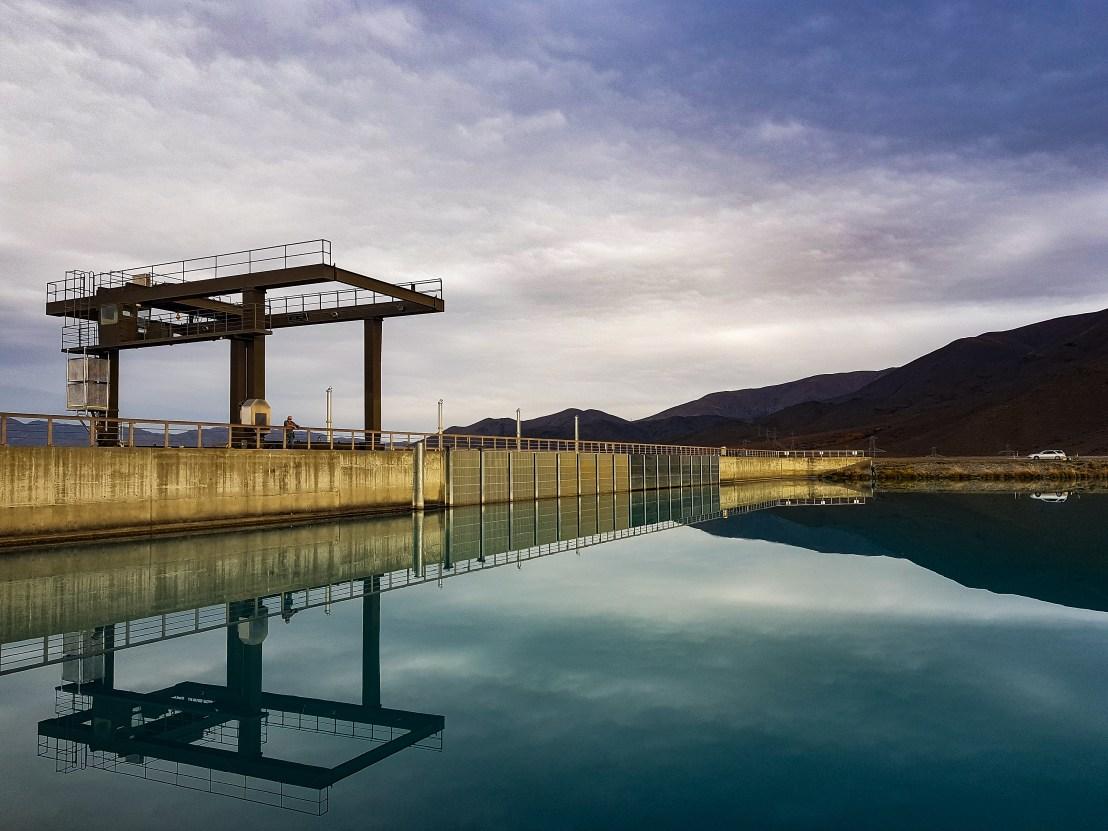 Ohau C Intake | Meridian Energy | Hydropower | taken by Nicola Ponsonby