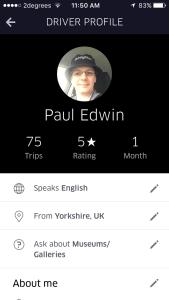 Driving Profile