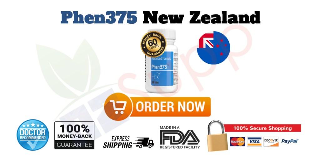 Buy Phen375 in New Zealand