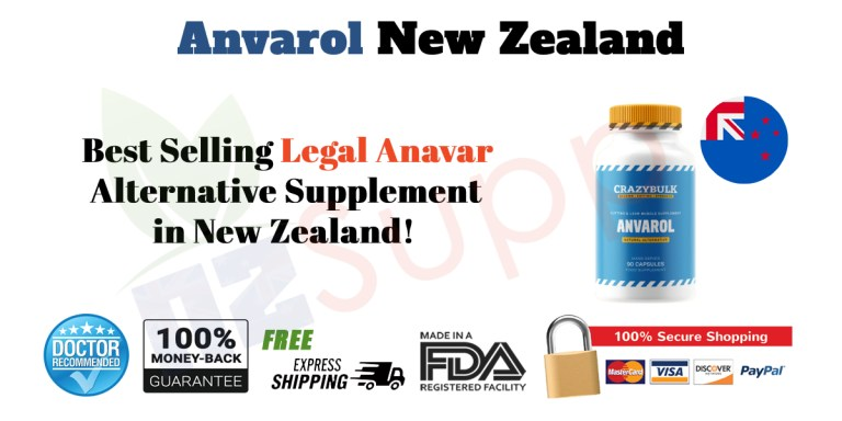 Anvarol New Zealand Review