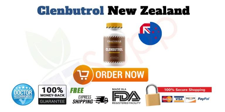 Buy Clenbutrol in New Zealand