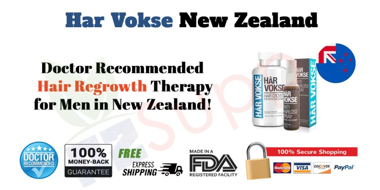 Har Vokse New Zealand Review
