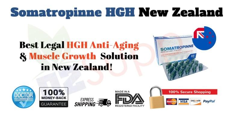 Somatropinne HGH New Zealand Review
