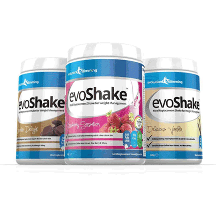 EvoShake Featured