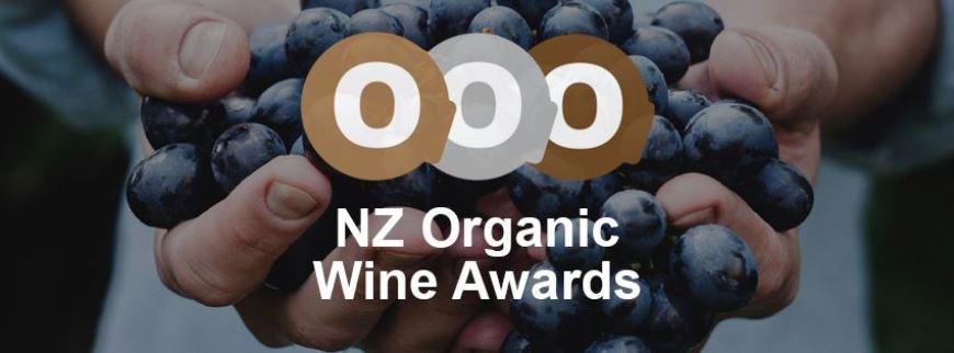 The NZ Organic Wine Awards