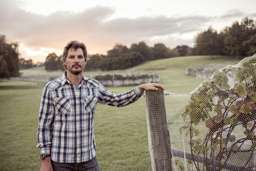 Simon Fell - Winemaker for Thornbury